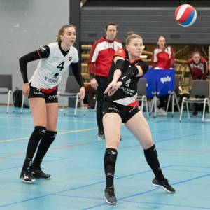 Apollo 8 koploper in reguliere competitie